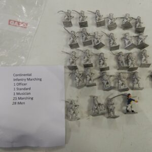 https://militaryhobbies.com.au/wp-content/uploads/2020/04/25mm-metal-War-of-Independence-Continental-Infantry-marching-Minifigs-set1-302826977017.jpg