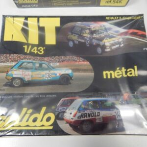 https://militaryhobbies.com.au/wp-content/uploads/2020/04/Metal-car-kit-Renault-5-Coupe-143-scale-by-SOLIDO-293257702559.jpg
